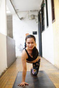 yoga trực tuyến