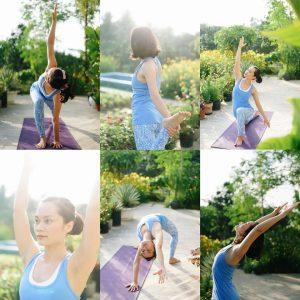xây dựng chuổi tư thế yoga